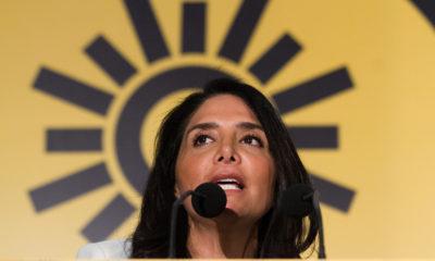 Alejandra Barrales lidera encueSta por la CDMX