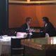 Anaya y Silavo, en la mesa del rincón