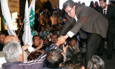 Ricardo Monreal se ausentará del cargo