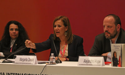 Margarita Zavala FIL.