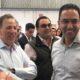 Meade y Javier Lozano