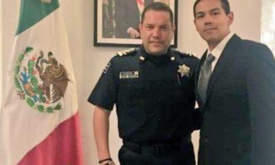 Reincorporan a Amyr Reyes en la Policía Federal