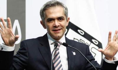 Mancera agradece respaldo; acatará decisiones del PRD