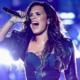 Demi Lovato en concierto en México
