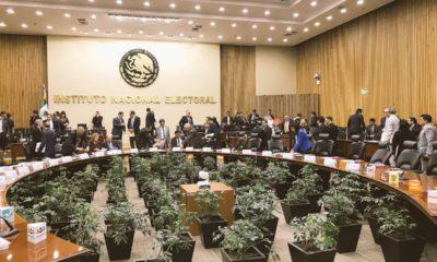 INE critica resolución del Tribunal Electoral