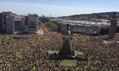 Barcelona llena