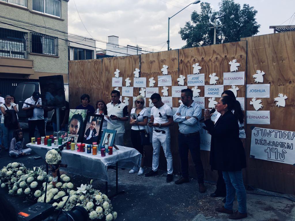 Colegio Rébsamen a siete meses de la tragedia