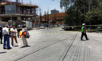 Balacera en CoyoacánBalacera en Coyoacán
