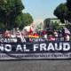Marchan en Puebla