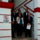 Rocío Nahle en casa de transición