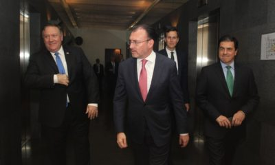 Videgaray Pompeo