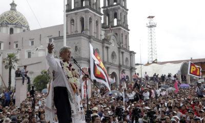 AMLO y la iglesia católica