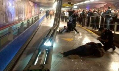 Garibaldi Lámpara Metro