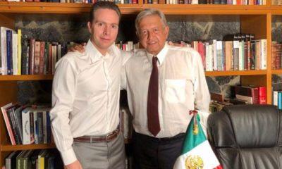 Velasco y AMLO