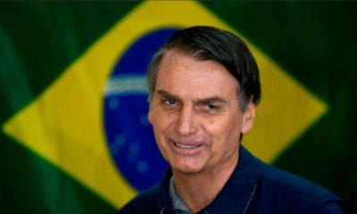 Brasil felicitan a bolsonaro