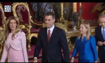 España pedro sanchez abucheos