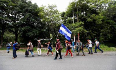 Gobierno caravana migrantes