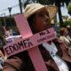Marcha Ecatepec Feminicidios