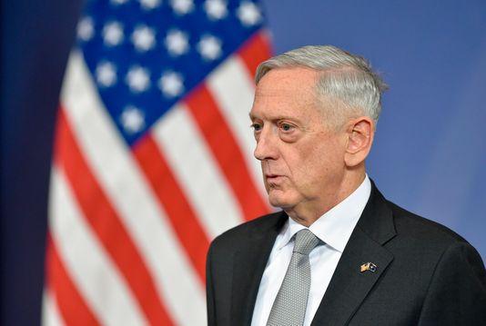 Mattis militarizar frontera