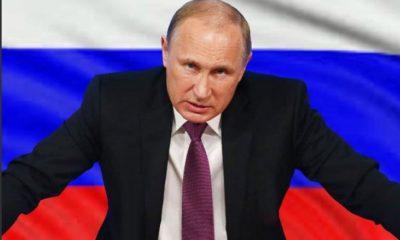 Putin visita Washington