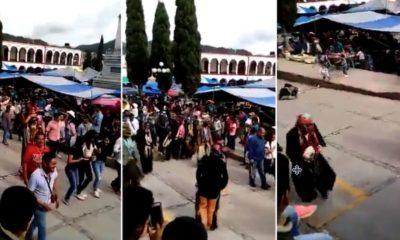 Tlaxiaco, Oaxaca, asesinato