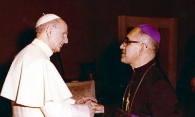 óscar romero Pablo VI santos Iglesia católica