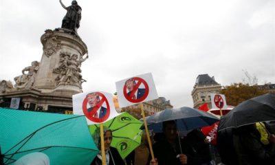 Francia Trump protestas