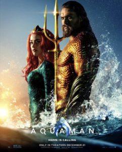 Aquaman estreno