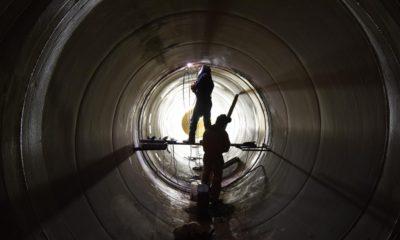 Sin agua, unas horas más. CONAGUA anuncia que los trabajos se retrasaron.