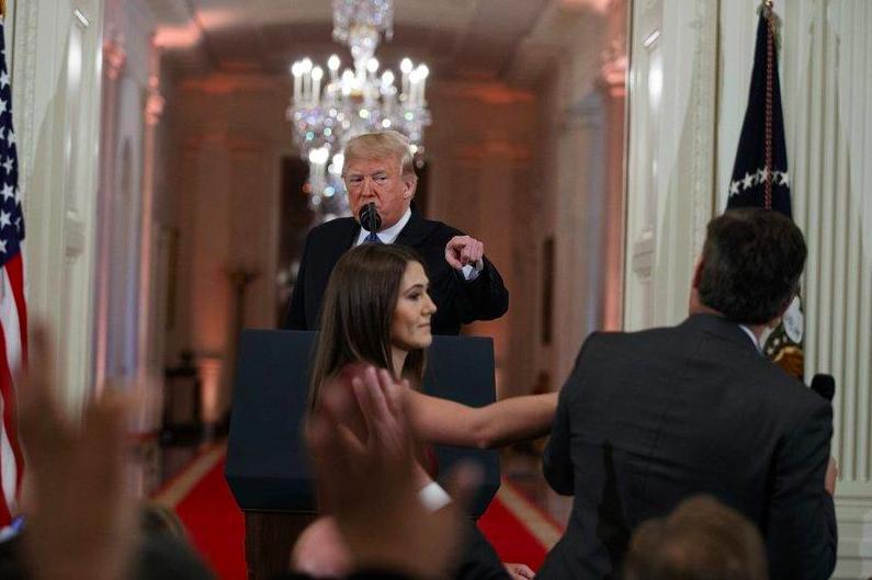 CNN TRUMP FOX