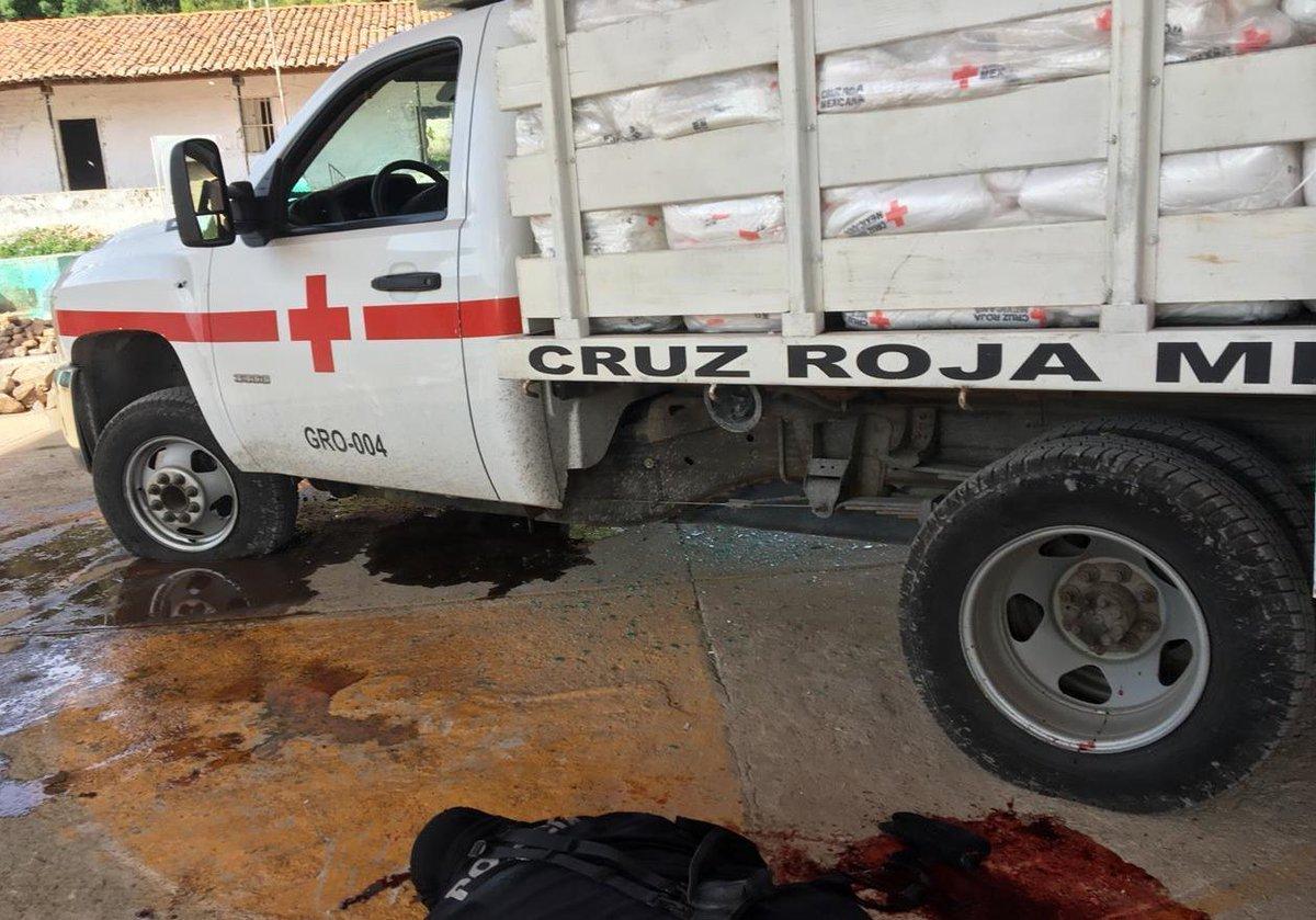 Cruz Roja, Taxco, Guerrero