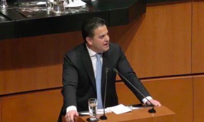 """Damian Zepeda acusa de """"incongruencia"""" el nombramiento de Moreno Valle"""