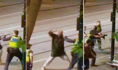 El Estado Islámico se adjudica el ataque en Australia