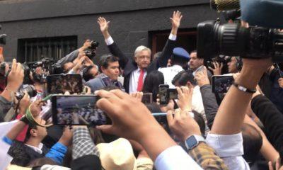 AMLO en la Suprema Corte, Luis María Aguilar