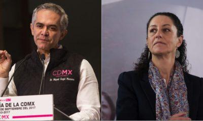 Claudia, Sheinbaum, Mancera, Inseguridad, Recrimina, AMLO, Ebrard
