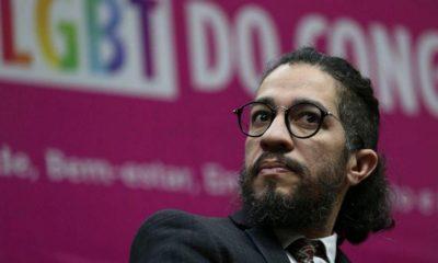 El diputado Jean Wyllys dejó su diputación y Brasil después de que fuese amenazado de muerte en distintas ocasiones