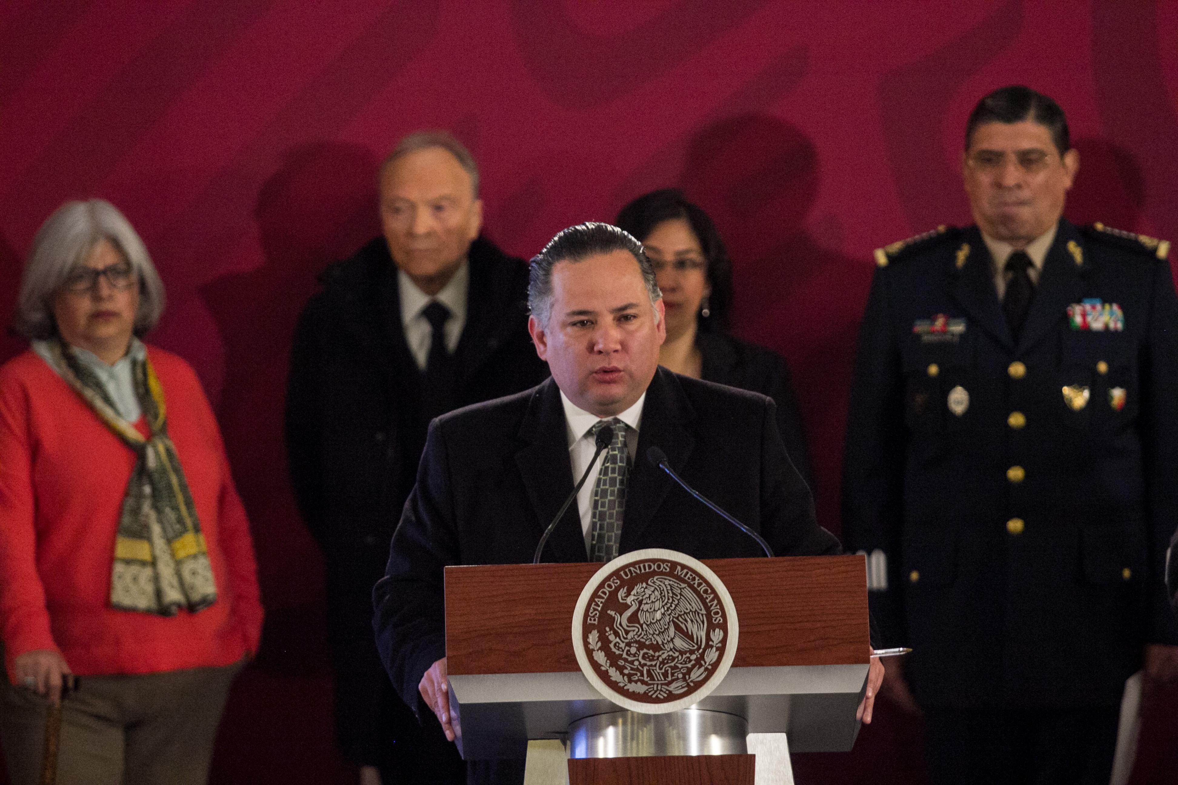 Santiago Nieto, Inteligencia Financiera