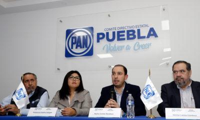 Acción Nacional investigará a panistas que votaron por PRI en Puebla