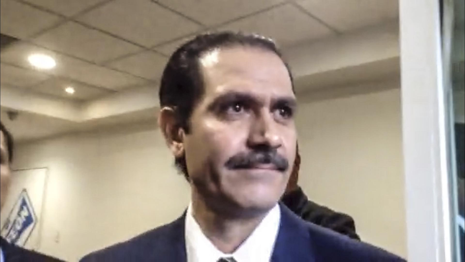 Guillermo Padrés, Eugenio Hernández, presos políticos