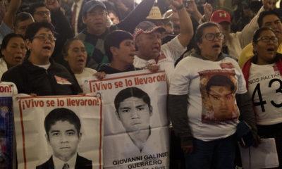 Padres y familiares de los Normalistas estuvieron hoy en la instalación de la Comisión de la Verdad para esclarecer su paradero