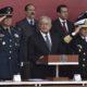 AMLO en la ceremonia que conmemora los 106 años de la Marcha de la Lealtad