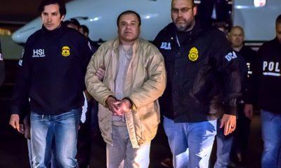 Chapo Guzmán es solo uno de los capos mexicanos que han sido extraditados y juzgados en Estados Unidos