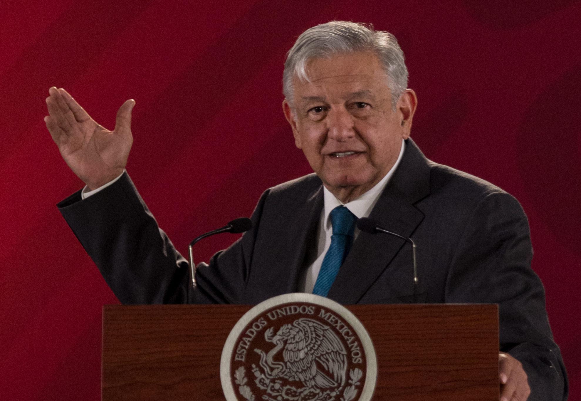 AMLO mencionó que se realizarán trabajos en Badiraguato, municipio de donde es originario El Chapo Guzmán