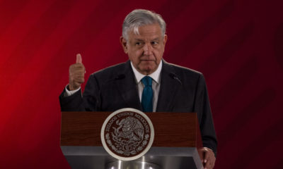 Andrés Manuel López Obrador mencionó que implementará acciones para el fortalecimiento de Pemex