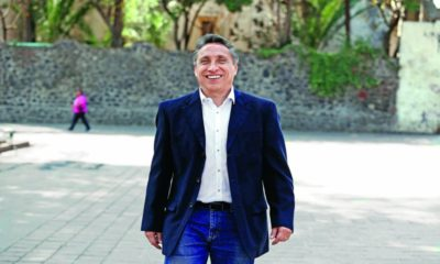 Manuel Negrete, PRD, Alcalde Coyoacán.