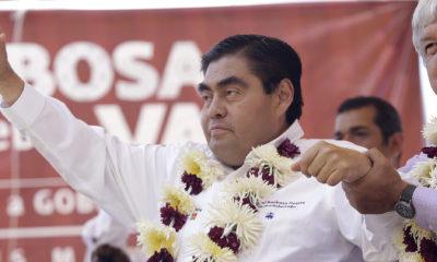 Barbosa y Morena encabezan la nueva encuesta rumbo a las elecciones en Puebla