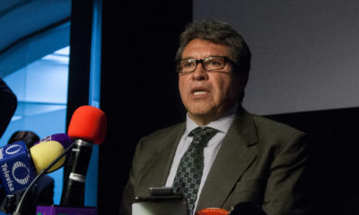 Monreal Morena apoya AMLO España
