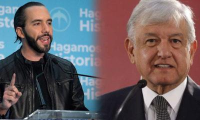 Nayib Bukele, AMLO, Andrés Manuel, López Obrador , relación, migración, países, México,