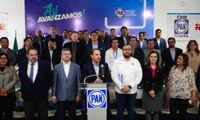 PAN Marko Cortés AMLO Trump
