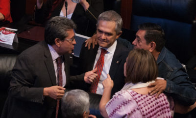 Senado CRE Ternas